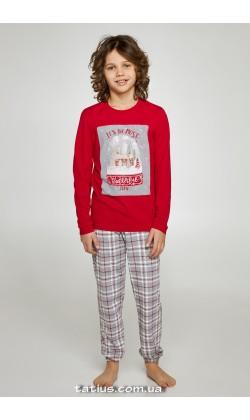Детская пижама для мальчика Ellen Winter Fantasy CNP 003/001