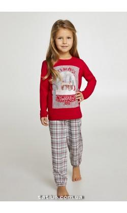 Детская пижама для девочки Ellen Winter Fantasy CNP 003/001