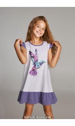 Детская ночная рубашка для девочки Ellen 027/002