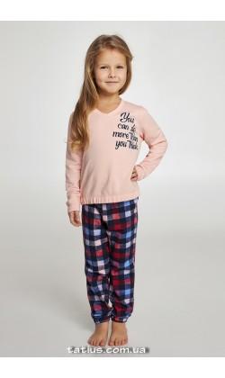 Детская пижама для девочки Ellen GNP 080/001