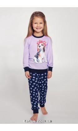 Детская пижама для девочки Ellen GNP 086/002