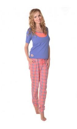 Пижама для беременных и кормящих Мамин Дом Glory-24171