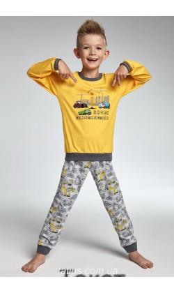 Детская пижама для мальчика Cornette Construction 593/73