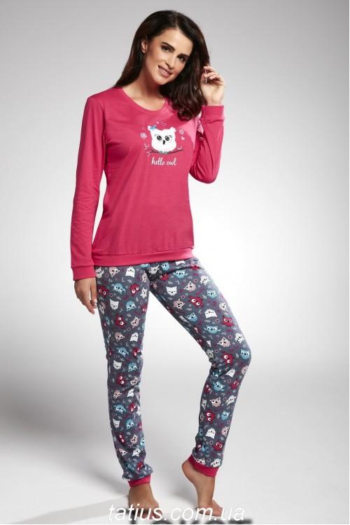 a7d5cd1d9d1a7 Пижама женская Cornette Owl 683/170 - купить в интернет магазине ...