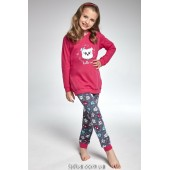 Детская пижама для девочки Cornette Owl 977/103