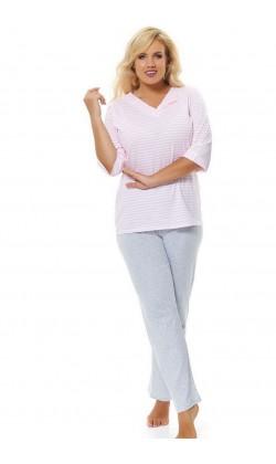 Пижама женская Doctor Nap (Dobranocka) PB.9559 Sweet Pink