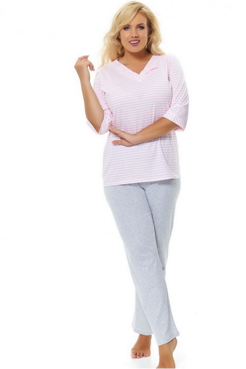 89773689f587f6 Пижама женская Doctor Nap (Dobranocka) PB.9559 Sweet Pink - купить в ...