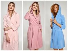 Махровые халаты актуальные во все времена