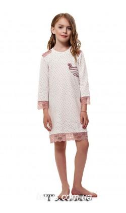 Детская ночная рубашка для девочки Ellen 019/001