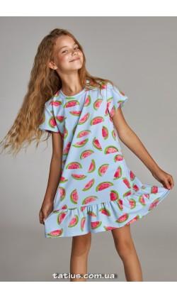 Детская ночная рубашка для девочки Ellen 030/001