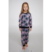 Детская пижама для девочки утепленная Ellen GNP 016/008*