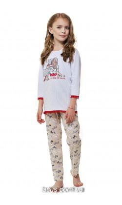 Детская пижама для девочки Ellen GNP 040/001