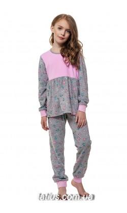 Детская пижама для девочки Ellen GNP 045/001