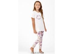 Детская пижама для девочки Ellen GNP 049/001