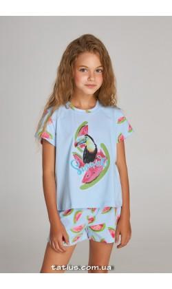 Детская пижама для девочки Ellen GNP 056/002