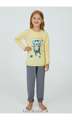 Детская пижама для девочки Ellen Coala space GPK 0981/01/01