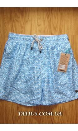 Мужские пляжные шорты IslandHaze,Rhombus blue