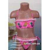 Раздельный подростковый купальник Teres-850,Розовый