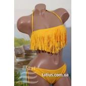 Раздельный подростковый купальник Teres-839,Желтый