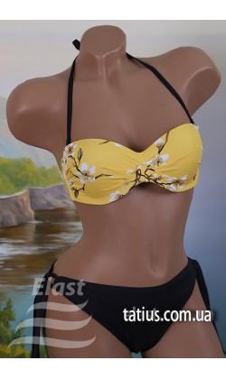 Купальник раздельный Atlantic beach-32476,Желтый