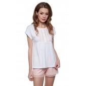 Пижама женская c шортами Ellen LNP 143/001