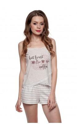 Пижама женская c шортами Ellen LNP 152/001