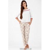 Пижама женская Ellen LNP 197/001