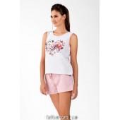 Пижама женская c шортами Ellen LNP 239/001