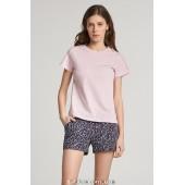 Пижама женская c шортами Ellen LNP 253/001