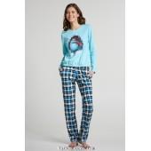 Пижама женская Ellen LNP 267/001
