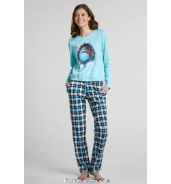 Пижамы с брюками (98)