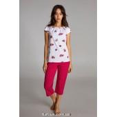 Пижама женская c капри Ellen LNP 314/001