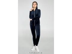 Велюровый прогулочный костюм Ellen Sport Chic LOV 013/006