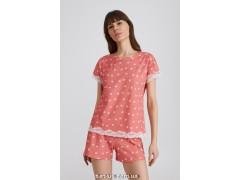 Пижама женская c шортами Ellen Marmelade LPK 2870/04/01