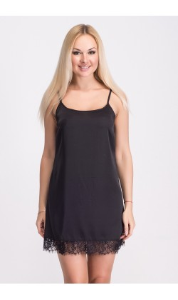 Сорочка женская MiaNaGreen Н030х,Черный
