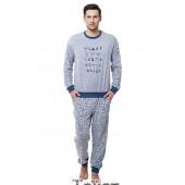 Пижама мужская Ellen MNP 026/002