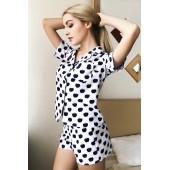 Пижама женская с шортами Modena P032-3
