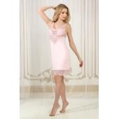 Ночная сорочка женская Violet delux НС-М-97,Розовый