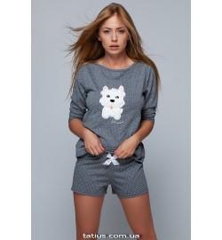 Пижамы с шортами (175)