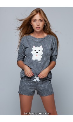 Пижамы с шортами