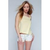 Пижама женская с шортами Sensis Fly