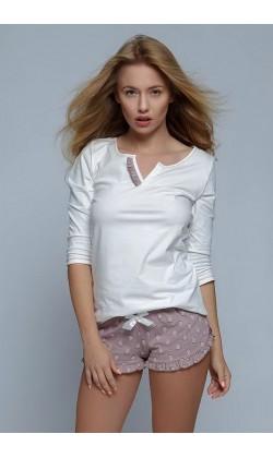 Пижама женская с шортами Sensis Lilian