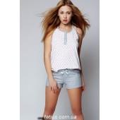 Пижама женская с шортами Sensis Selena