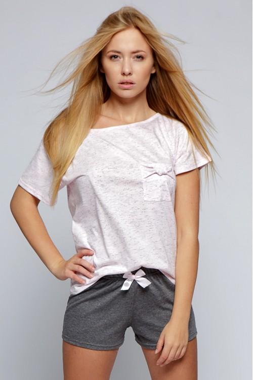 2f6ac9866d2b5 Пижама женская с шортами Sensis Sofia - купить в интернет магазине ...