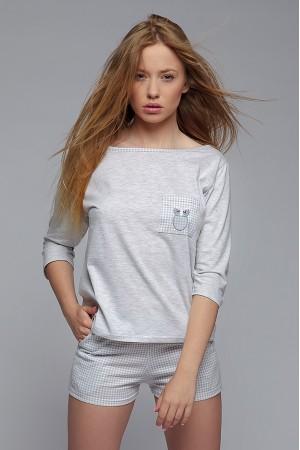ef1f236ee5e72 Пижама женская с шортами Sensis Sowa - купить в интернет магазине ...
