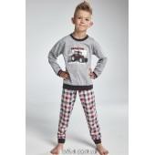 Детская пижама для мальчика Cornette Tractor 593/71
