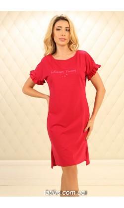 Ночная рубашка женская Violet Delux НС-М-89,Азалия