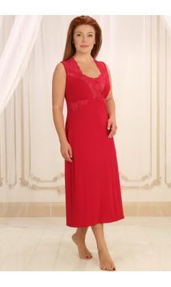 Ночная сорочка женская Violet delux НС-М-60, Азалия