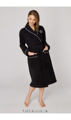 Халат женский махровый Ellen Comfort LDG 103/001
