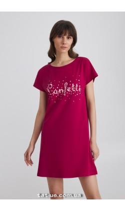 Ночная рубашка женская Ellen Confeti LDK 120/00/01